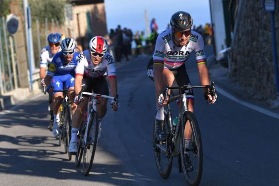 """Xe đạp: Alaphilippe đăng quang Milan-San Remo, """"Siêu"""" Sagan chỉ xếp hạng 4 ảnh 1"""