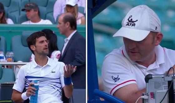 "Miami Open: Djokovic dọa ""nghỉ chơi"" trong trận thắng Delbonis ảnh 1"