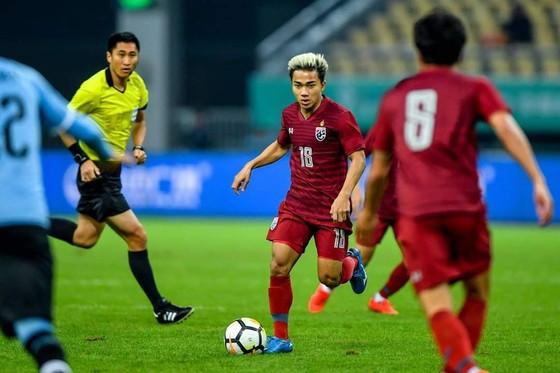 """China Cup 2019: """"Uruguay 2"""" hủy diệt Thái Lan, HLV Tabarez nói lời cay đắng về tuyển Thái ảnh 6"""