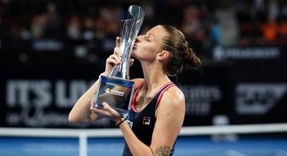 Miami Open: Barty là tay vợt thứ 14 đăng quang ở WTA Tour mùa này ảnh 1