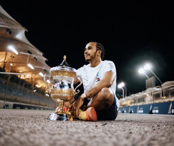 Đua xe F1: Màn lật đổ ngoạn mục của Mercedes ở Bahrain ảnh 9