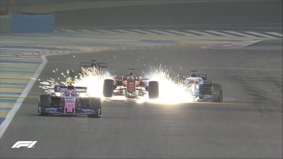 Đua xe F1: Màn lật đổ ngoạn mục của Mercedes ở Bahrain ảnh 4