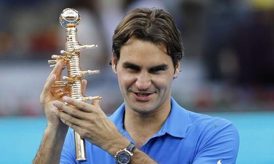 Roger Federer và mùa giải sân đất nện ảnh 1