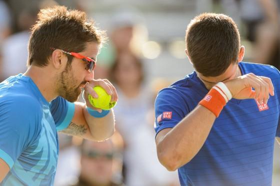 Giải vô địch sân đất nện Mỹ: Tay vợt hạng 2 nước Anh thua đau đối thủ hạng 372 thế giới ảnh 1