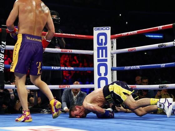 """Quyền Anh: Đấm gục """"Million Dollar"""" ở hiệp 4, Lomachenko xứng danh """"Đệ nhất quyền thủ"""" ảnh 2"""