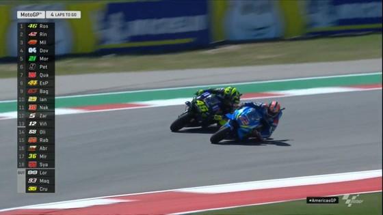 Đua xe mô tô: Marquez đo đường, Honda đại bại, Rins giành chiến thắng đầu tay ảnh 4