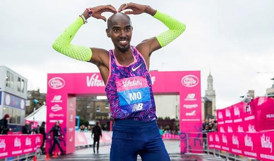 """Mo Farah chỉ là """"tân binh"""" ở đường chạy marathon"""