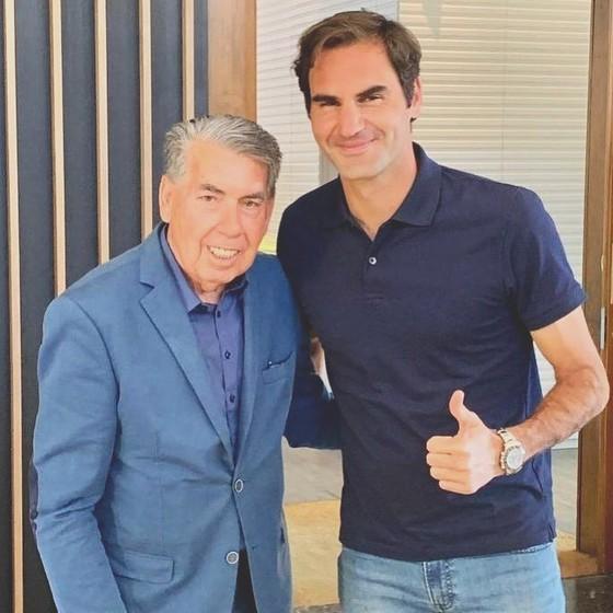 Giám đốc điều hành Madrid Masters: Federer là một nghệ sĩ, nhưng Nadal mới là ứng viên nặng ký nhất ảnh 1