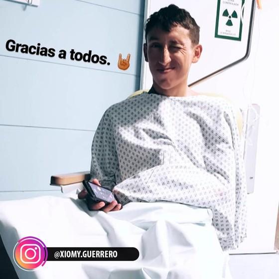 Xe đạp: Bernal bị gãy xương đòn – cú giáng mạnh cho tham vọng của Ineos tại Giro ảnh 1