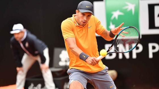 Rome Masters: Federer, Djokovic và Nadal thắng… 6 tay vợt trong vòng 10 tiếng đồng hồ ảnh 1