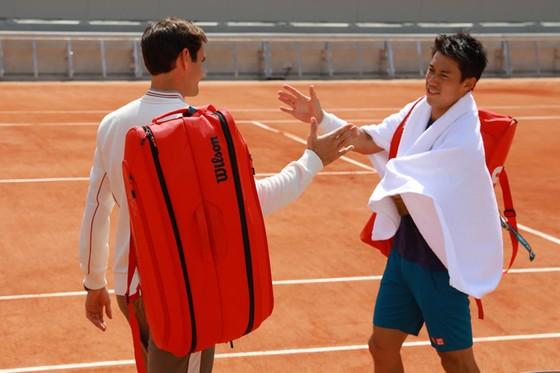 Roger Federer: Xúc động quay trở lại Roland Garros lần đầu tiên sau 4 năm ảnh 2