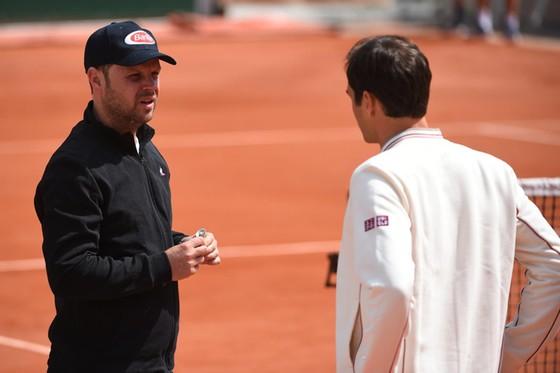 Roger Federer: Xúc động quay trở lại Roland Garros lần đầu tiên sau 4 năm ảnh 3