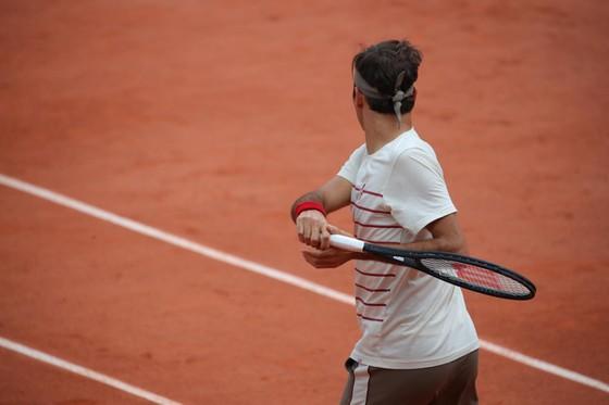 Roger Federer: Xúc động quay trở lại Roland Garros lần đầu tiên sau 4 năm ảnh 5