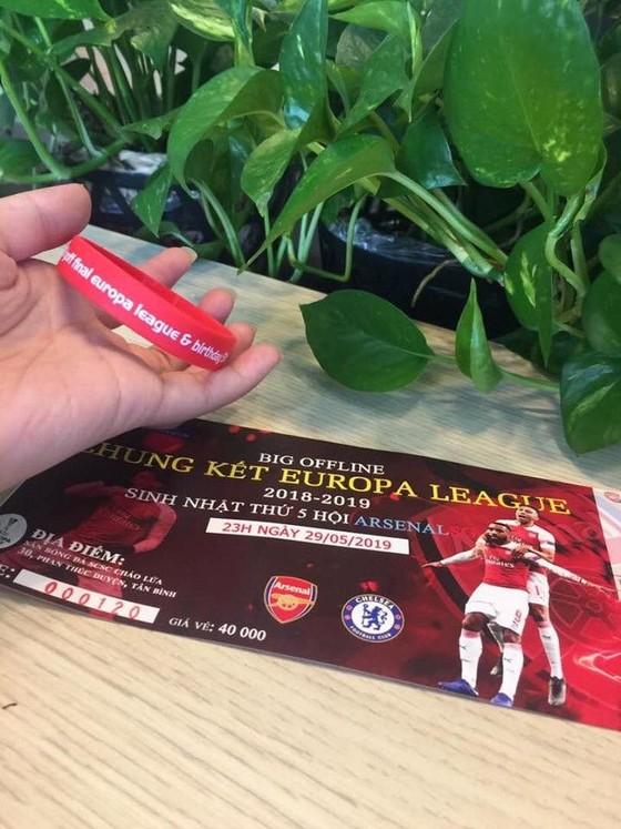Hội CĐV ArsenalSG: Từng lỗ 21 triệu, vẫn máu tổ chức Big Offline xem chung kết Europa League ảnh 5