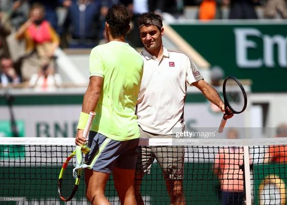 Roland Garros: Federer bị loại sau 148 phút, Nadal sẵn sàng thắng danh hiệu thứ 12 ảnh 1