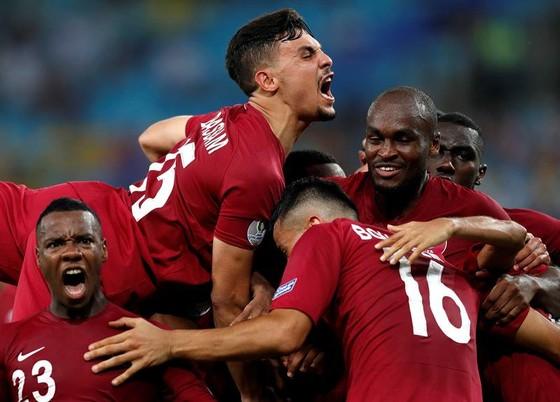 Ngôi sao Almoez Ali tiết lộ: Qatar từng định thắng cả Paraquay ảnh 3