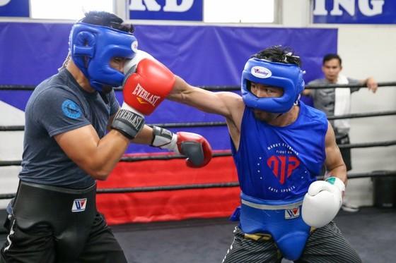 """Quyền Anh: Pacquiao dốc toàn lực cho """"trận đấu của cuộc đời"""" với Thurman ảnh 5"""