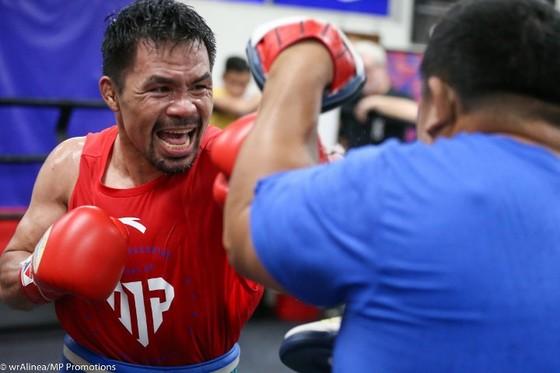 """Quyền Anh: Pacquiao dốc toàn lực cho """"trận đấu của cuộc đời"""" với Thurman ảnh 9"""