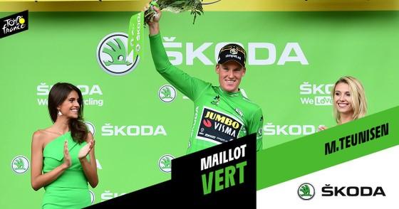 Tour de France: Teunissen đoạt chiến thắng ngay trước mặt Sagan ở chặng đua ngã xe hỗn loạn ảnh 6