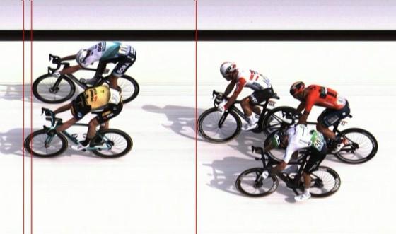 Tour de France: Teunissen đoạt chiến thắng ngay trước mặt Sagan ở chặng đua ngã xe hỗn loạn ảnh 5