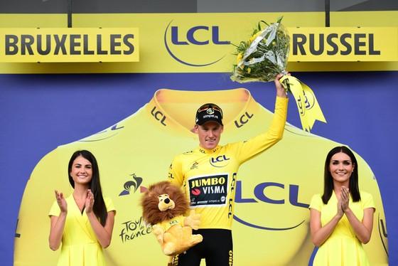 Tour de France: Teunissen đoạt chiến thắng ngay trước mặt Sagan ở chặng đua ngã xe hỗn loạn ảnh 9