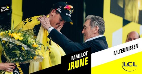 Tour de France: Teunissen đoạt chiến thắng ngay trước mặt Sagan ở chặng đua ngã xe hỗn loạn ảnh 7