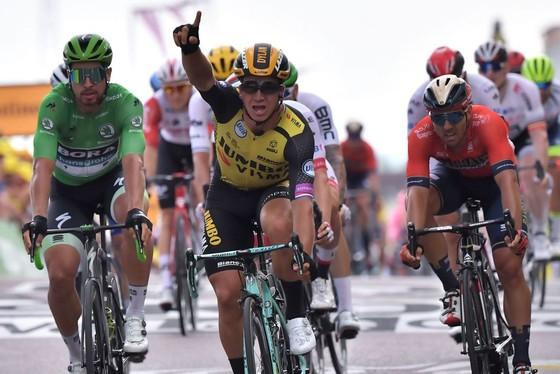 Tour de France: Chiến thắng giải tỏa của Groenwegen ảnh 4