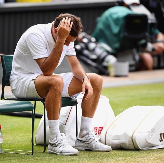 Wimbledon: Lỡ 2 championship-point, Federer thua cả 3 tie-break, nhìn Djokovic vô địch Grand Slam 16 ảnh 5