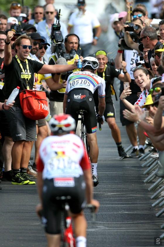 """Tour de France: Chiến thắng """"trong mơ"""" của Impey, Mitchelton-Scott và xe đạp Nam Phi ảnh 4"""