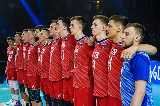 FIVB Volleyball Men's Nations League: Đả bại chủ nhà Mỹ 3-1, Nga vô địch lần thứ 2 liên tiếp ảnh 1