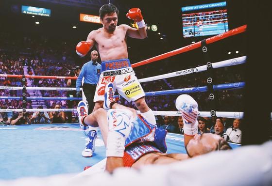 """Manny Pacquiao: Vô địch thế giới lần thứ 13 khi đã 40 tuổi, không """"tuyệt tích giang hồ"""" ảnh 4"""