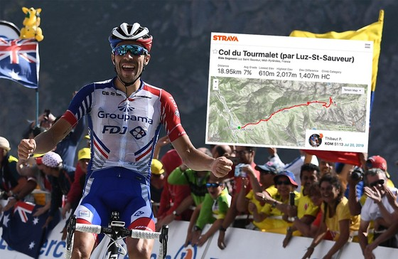 Tour de France: Đương kim Áo vàng Thomas tin rằng, có nhiều cách để chiến thắng ảnh 4