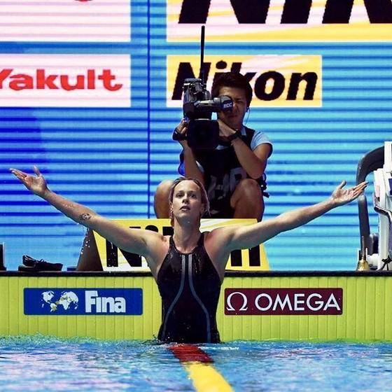 Giải bơi lội VĐTG: Kình ngư 19 tuổi người Hungary phá kỷ lục thế giới 10 năm tuổi của Michael Phelps ảnh 3