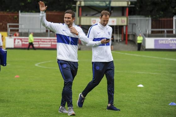 Jorginho và quá trình học hỏi từ Lampard ảnh 4