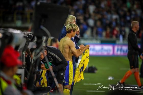 Club Brugge - Sint-Truidense 6-0: Ra sân khi tỷ số đã là 0-5, Công Phượng kịp ghi dấu ấn lịch sử ảnh 2