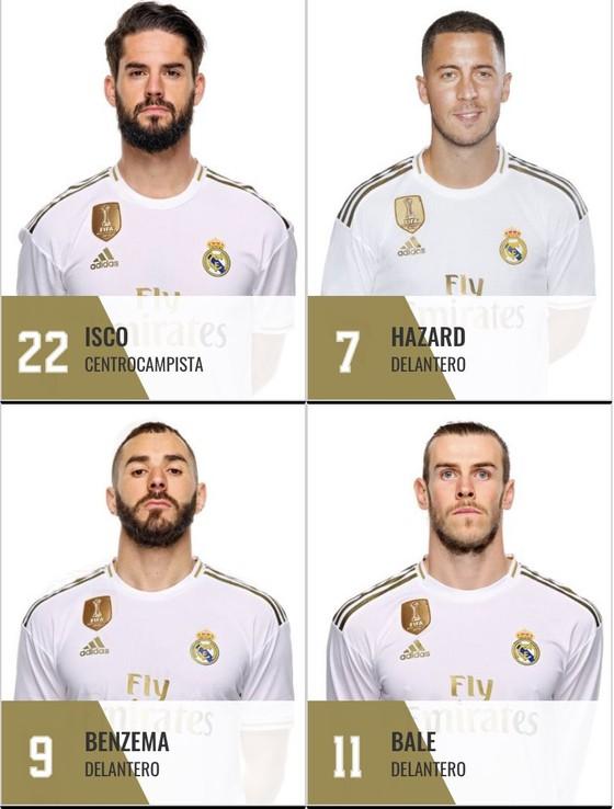 Hazard sẽ mặc áo số 7 của Raul và Ronaldo tại Real ảnh 3