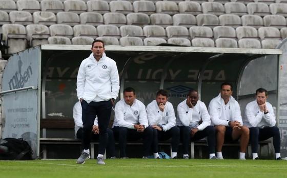 Lampard và BHL của mình đã sẵn sàng cho mùa giải mới