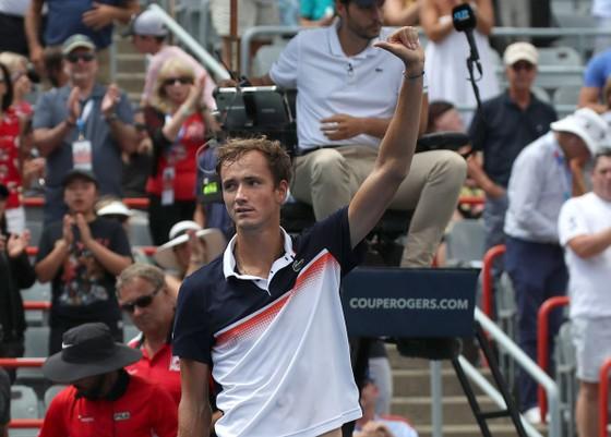 Rogers Cup: Nga đại thắng