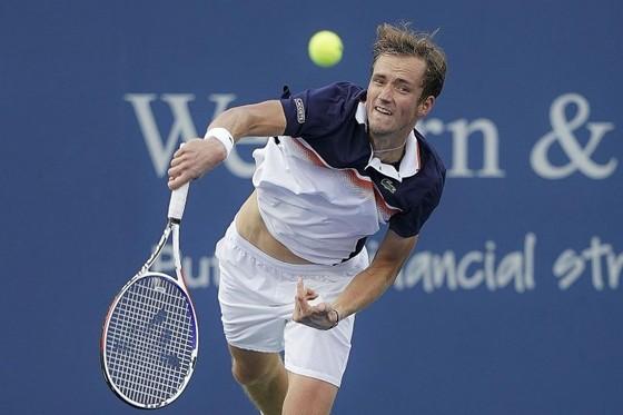 """US Open: """"Ngựa ô nước Nga"""" Daniil Medvedev ảnh 1"""
