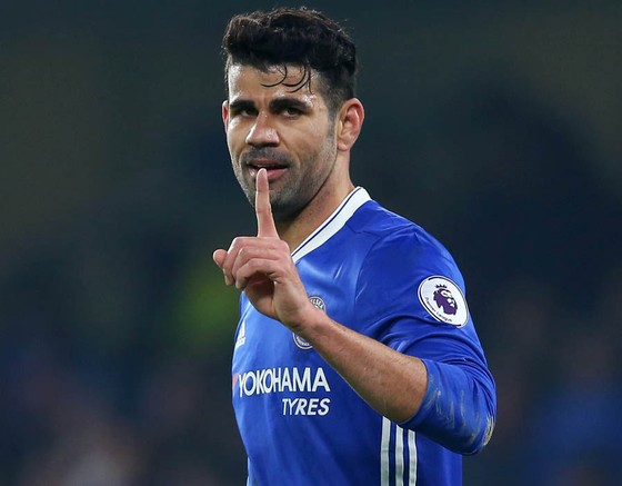 Diego Costa. Ảnh: Getty Images.