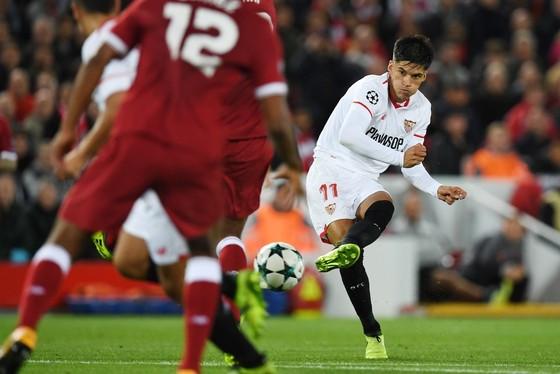 Liverpool – Sevilla 2-2 - Chưa thuộc bài học phòng thủ ảnh 1