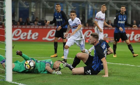 Serie A, vòng 10: Sampdoria cũng làm Inter lo sợ ảnh 1