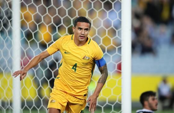 Play-off World Cup 2018: Australia nắm lợi thế lớn trước Honduras ảnh 1