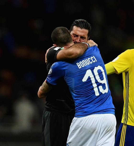 Play-off World Cup 2018: Italia bỏ lỡ World Cup, Thụy Điển giành quyền đến Nga ảnh 2
