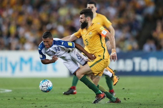Play-off World Cup 2018: Đánh bại Honduras, Australia đoạt vé đi Nga ảnh 1