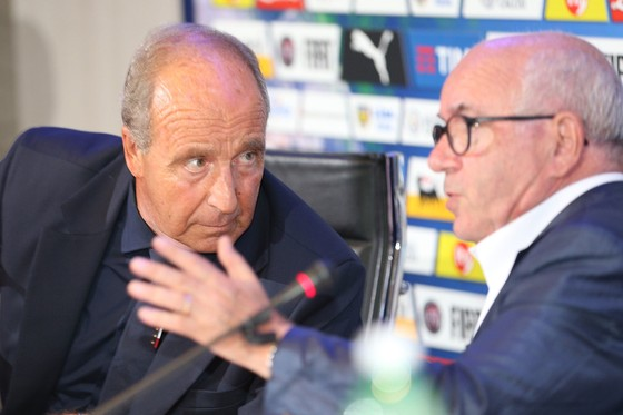 Chủ tịch LĐBD Italia từ chức vì Azzurri bị loại khỏi World Cup 2018 ảnh 1