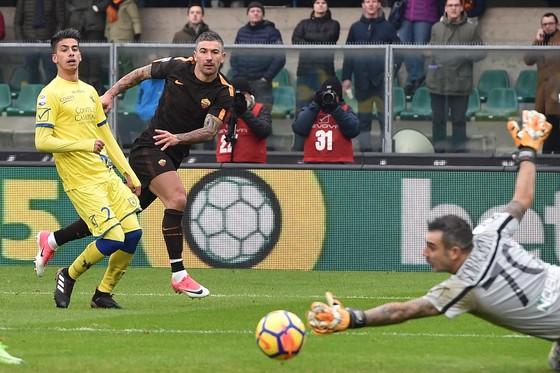 Serie A: Khi Napoli, Roma, Juve và Inter đều không ghi được bàn   ảnh 1