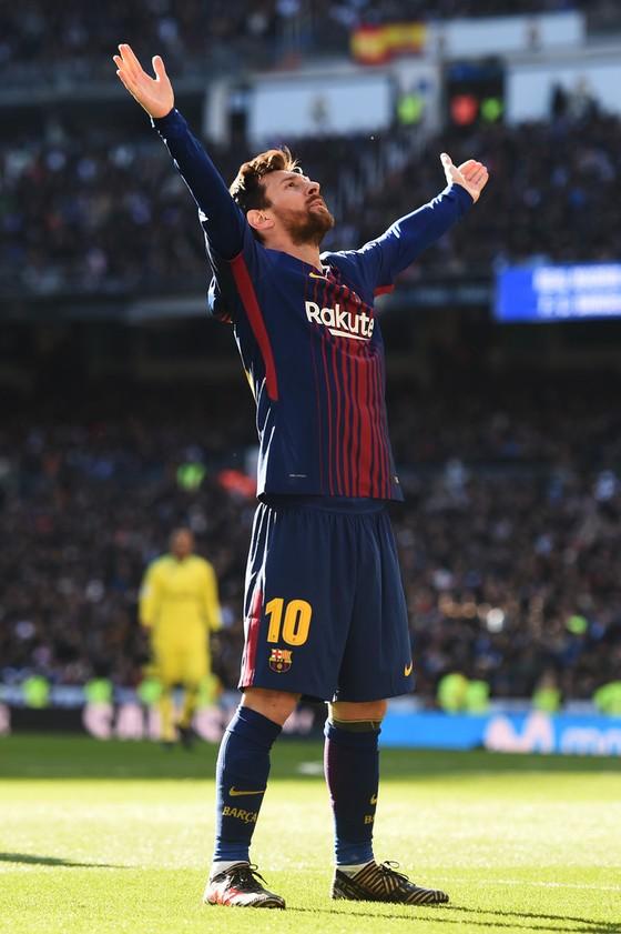 Siêu kinh điển: Tiki-taka giúp Barca đánh bại Madrid ảnh 3