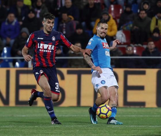 Serie A: Napoli trở thành nhà vô địch mùa đông ảnh 1
