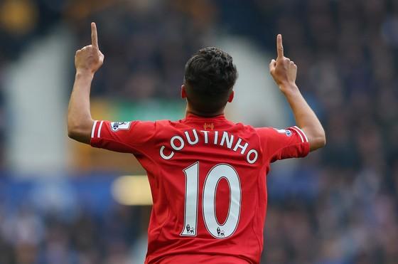 Coutinho sẽ gia nhập Barcelona trong vài giờ tới. Ảnh: Getty Images.
